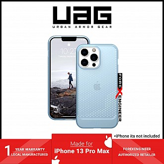 """UAG [U] Lucent for iPhone 13 Pro Max 5G 6.7"""" - Cerulean  (Barcode: 810070365851 )"""